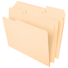 Office Depot File Folders 13 Tab