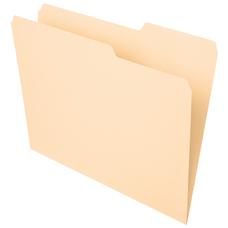Office Depot Brand File Folders 25