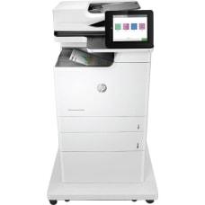 HP LaserJet M681z Color Laser All
