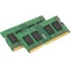 Kingston ValueRAM DDR3L kit 8 GB