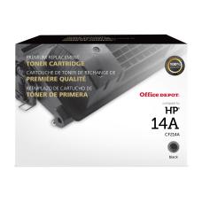 Office Depot Brand OD14A Remanufactured Black