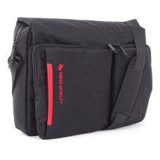 Swiss Mobility Stride Messenger Bag With