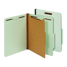 Office Depot Classification Folders 1 Divider