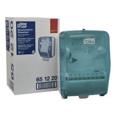 Tork Washstation Paper Wiper Dispenser AquaWhite