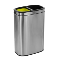 Alpine Stainless Steel Trash Can 105