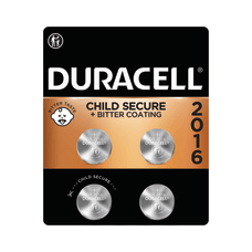 Duracell 3 Volt Lithium Coin Batteries
