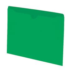Smead Color File Jackets Letter Size