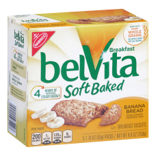 BELVITA Breakfast Biscuits Banana 5 Count