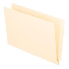 Office Depot Brand End Tab Folders