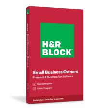 H R Block Premium Business 2020