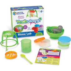 Learning Resources Yuckology Slime Lab ThemeSubject