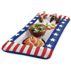 Amscan Patriotic Stars And Stripes Inflatable