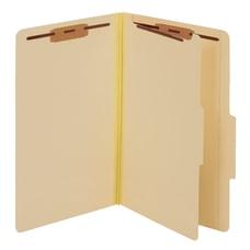 Pendaflex Manila Pressboard Classification Folders 15