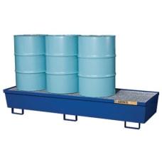 Steel Spill Control Pallets Galvanized 315