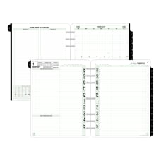 Day Timer Classic Loose Leaf Planner