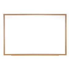 Ghent Dry Erase White Board Medium