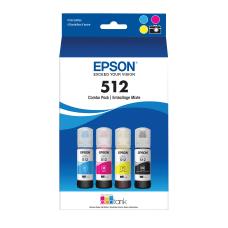 Epson T512520 S CyanMagentaPhoto BlackYellow Ink