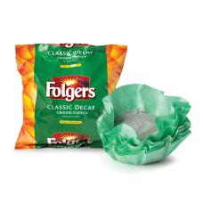 Folgers Classic Roast Coffee Decaffeinated 09