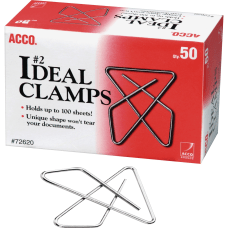 Acco Ideal Clamps No 2 100