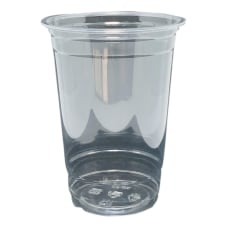 Edris Plastics PET Cups 20 Oz