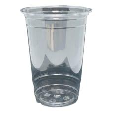 Edris Plastics PET Cups 20 Oz
