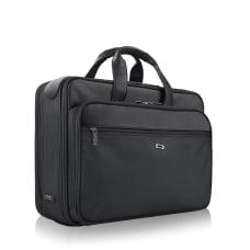 Solo Paramount 16 Smart Strap Briefcase
