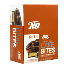 OPTIMUM NUTRITION Protein Cake Bites Chocolate