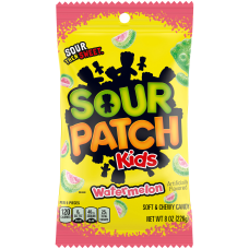 Sour Patch Kids Watermelon 8 Oz