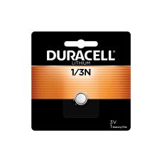 Duracell 3 Volt Lithium Camera Batteries