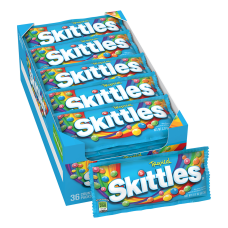 Skittles Bite Size Tropical Candies Box