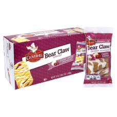 Cloverhill Cherry Cheese Bear Claws 425