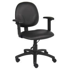 Boss Office Products Ergonomic Mid Back