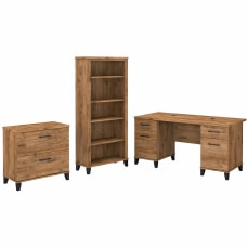 Bush Furniture Somerset 60 W Office