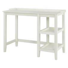 Ameriwood Home Eleanor Single Pedestal Desk