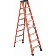 Louisville 8 ft Fiberglass Step Ladder