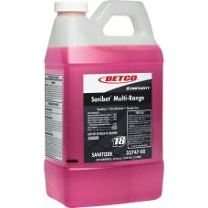 Betco Sanibet Multi Range Sanitizer Disinfectant