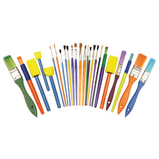 Creativity Street Painting Supplies Starter Brush