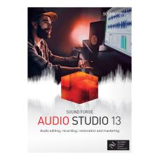 Sound Forge Audio Studio 13 Disc