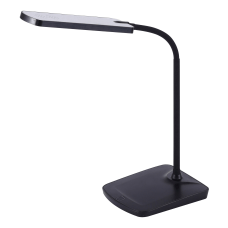 Bostitch Dimmable Gooseneck LED Lamp 12