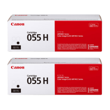 Canon Genuine 055 High Yield Black