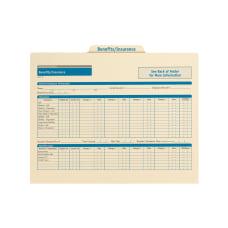 ComplyRight BenefitsInsurance Folders 11 34 x