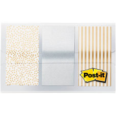 Post it Metallic Color Flags 60
