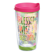 Tervis Hallmark Blessed Wise And Beautiful