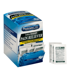 PhysiciansCare Extra Strength Pain Reliever 2