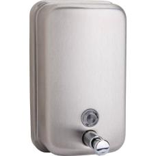 Genuine Joe Stainless Steel Soap Dispenser