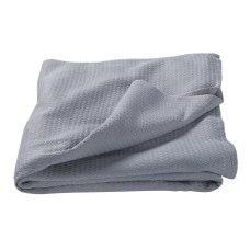 Lewis N Clark Packable Blanket Gray