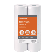 Office Depot Thermal Paper Rolls 1