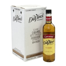 DaVinci Gourmet Syrup Caramel 2536 Oz