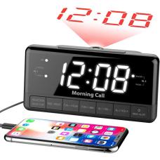 iLuv Clock Radio 2 x Alarm