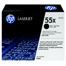 HP 55X High Yield Black Original